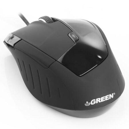 موس باسیم گرین GM302
