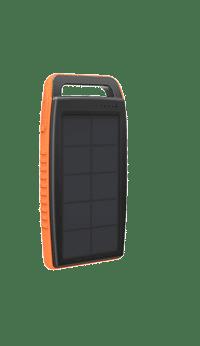 پاور بانک خورشیدی رپوو