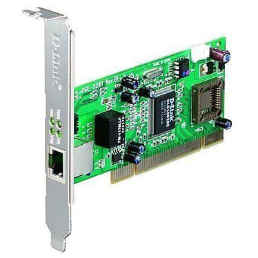 کارت شبکه گیگابیتی دی لینک مدل DGE-528T