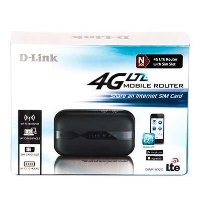 مودم همراه 4G LTE دی لینک مدل DWR-932C