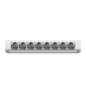 سوییچ D-Link DES-1008C 8-Port 10/100 Mbps Unmanaged Switch