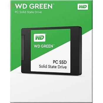 حافظه SSD وسترن دیجیتال مدل GREEN WDS120G1G0A ظرفیت ۱۲۰ گیگابایت