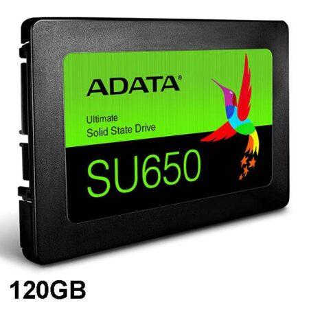 اس اس دی 120 گیگابایت ای دیتا SU650