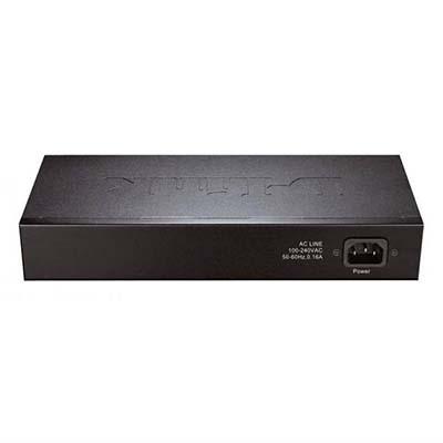 سوییچ 24 پورت غیر مدیریتی و دسکتاپ دی لینک مدل DES-1024D