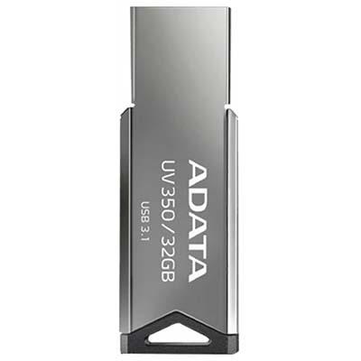 فلش مموری ای دیتا مدل UV350 ظرفیت 32 گیگابایت - مشکی