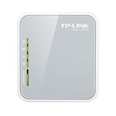 روتر قابل حمل و بی سیم ۳G/4G تی پی لینک مدل TLMR3020