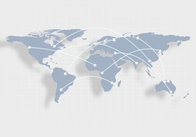 بعد جغرافیایی - تغییر تنظیمات DNS