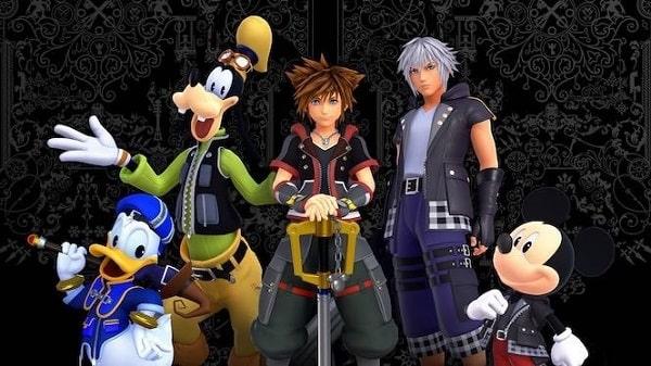 بهترین بازیهای سال 2019 | Kingdom Hearts 3