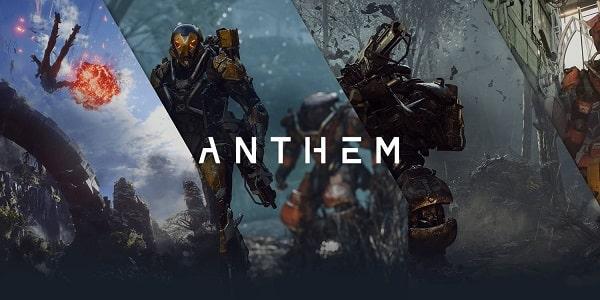 بهترین بازیهای سال 2019 | Anthem