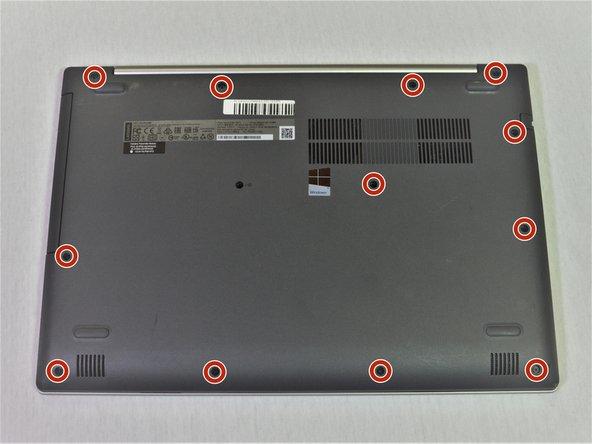 تعویض هارد لپ تاپ Ideapad 320-15ABR - مرحله چهارم