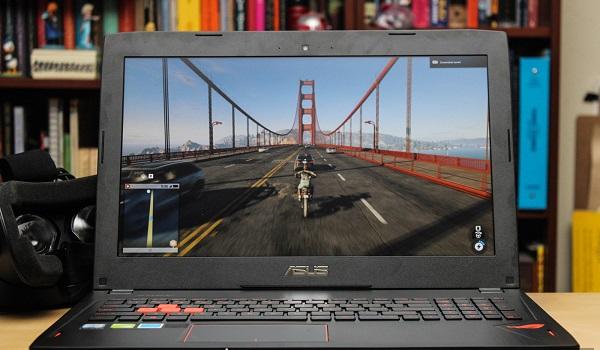 بهترین لپ تاپ گیمینگ ایسوس Asus ROG Strix GL502
