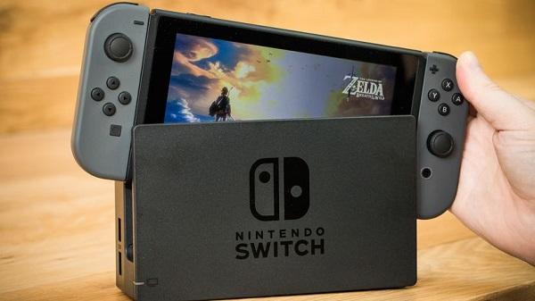 دستگاه بازی Nintendo Switch
