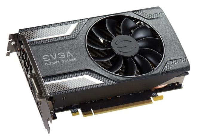 Nvidia GTX 1060-6GB