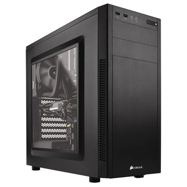 کیسهای کامپیوتر سری Corsair Carbide 100R