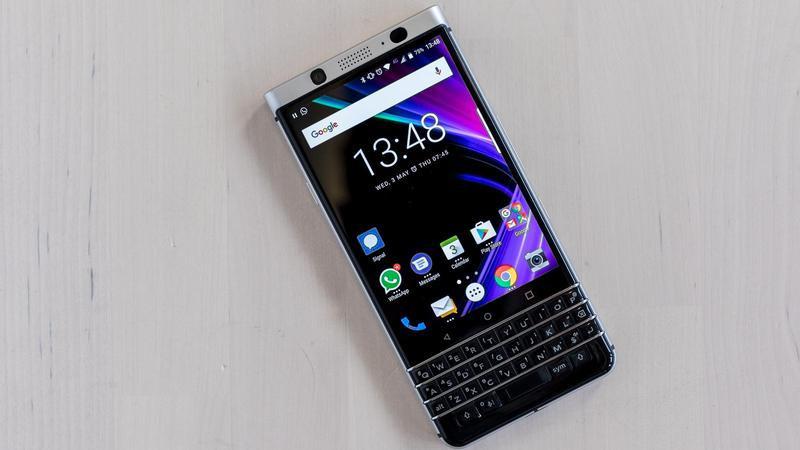 گوشی BlackBerry KEYone