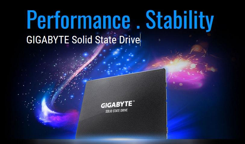 اس اس دی اینترنال گیگابایت مدل gigabyte GP-GSTFS31120GNTD ظرفیت 120GB