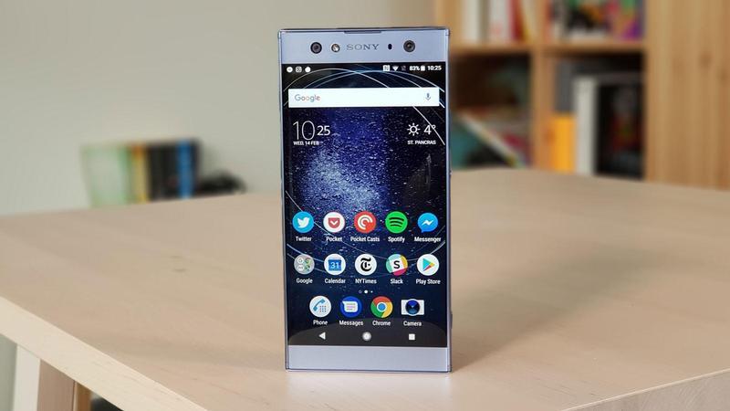 گوشی هوشمند Sony Xperia XA2