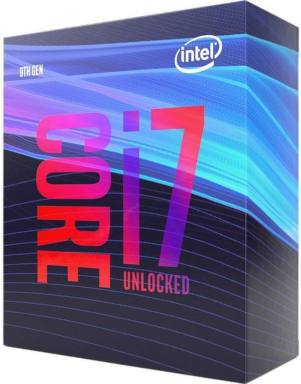 پردازنده گیمینگ نسل نهم اینتل Intel Core i7-9700K