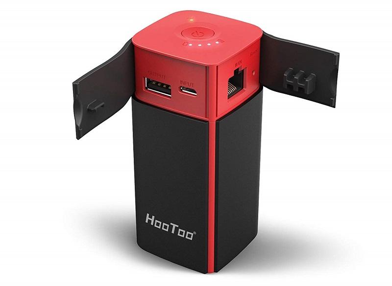 روتر قابل حمل و بیسیم HooToo