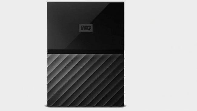 هارد دیسک قابل حمل WD My Passport با ظرفیت 4 ترابایت