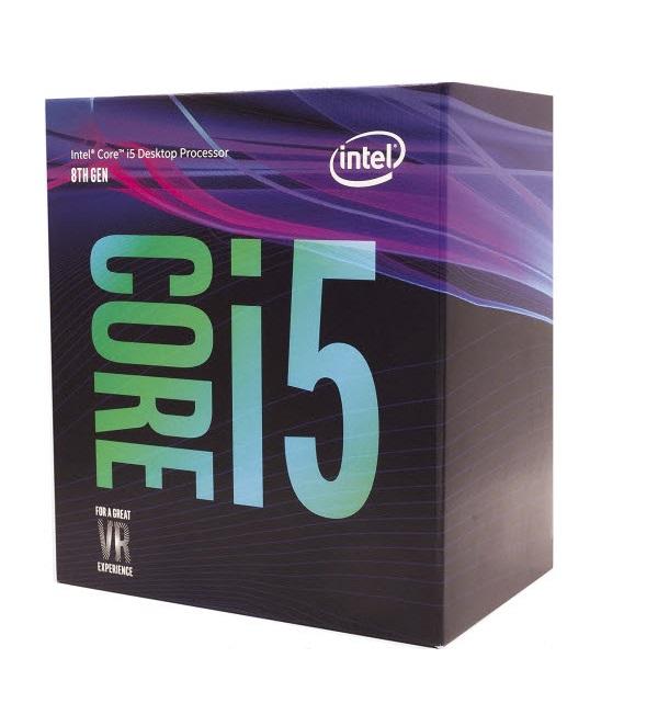 پردازنده گیمینگ Intel Core i5-8400