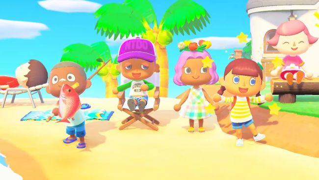 Animal Crossing: New Horizons بهترین گیم