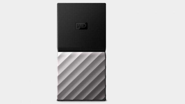 هارد SSD وسترن دیجیتال مدل My Passport با ظرفیت 1 ترابایت