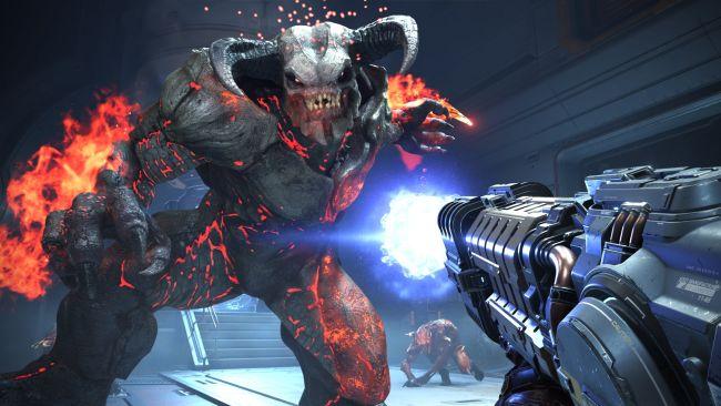 بهترین بازی سال 2020 - Doom Eternal