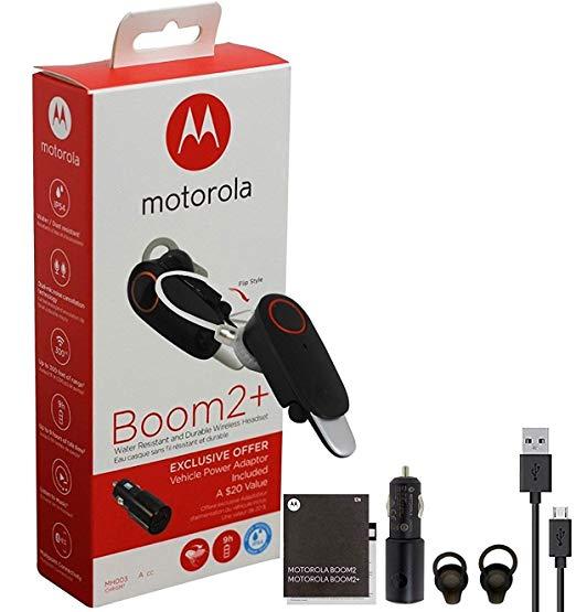هدست Motorola Boom 2+