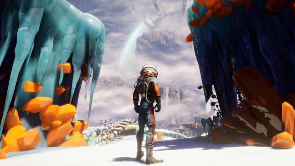 نگاهی به بازی سفر به سرزمین وحشیها (journey to the savage planet)