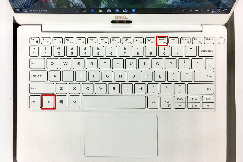 اسکرین شات گرفتن در لپ تاپ و کامپیوتر