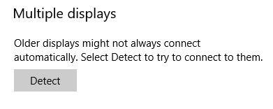 چگونه مشکلات راه انداری چند مانیتور در ویندوز 10 را بر طرف کنیم؟