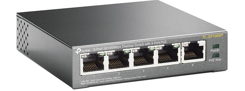 تی پی لینک مدل TL-SF1005P