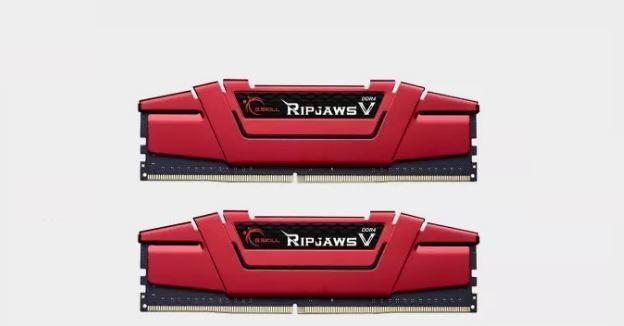 G.Skill Ripjaws V 16GB DDR4-2400MHz
