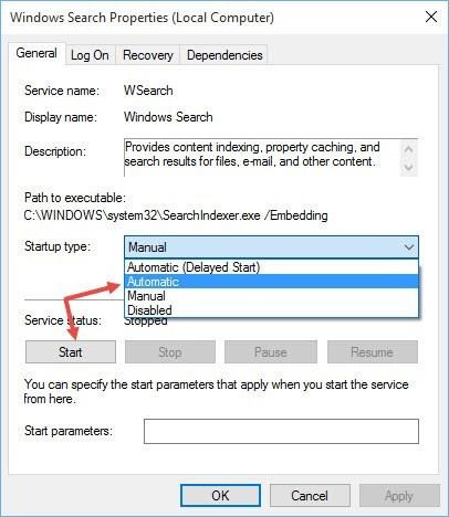 کار نکردن منوی استارت در ویندوز ۱۰ به همراه روشهای حل آن