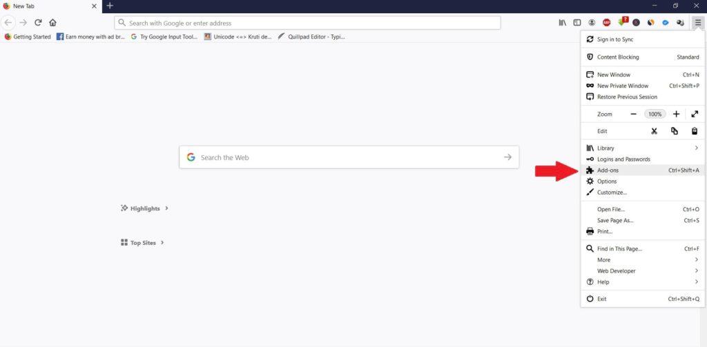 غیر فعال کردن مد محافظت شده Adobe Flash برای Firefox