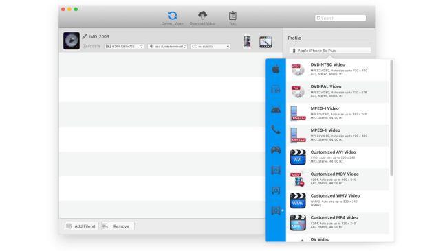 نحوه تبدیل فرمت ویدیو به فرمتهای MP4, WMV, AVI و حتی GIF