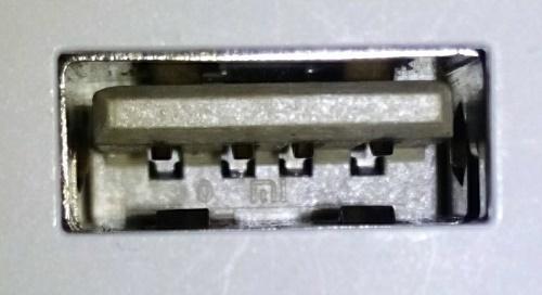 پورت USB استاندارد