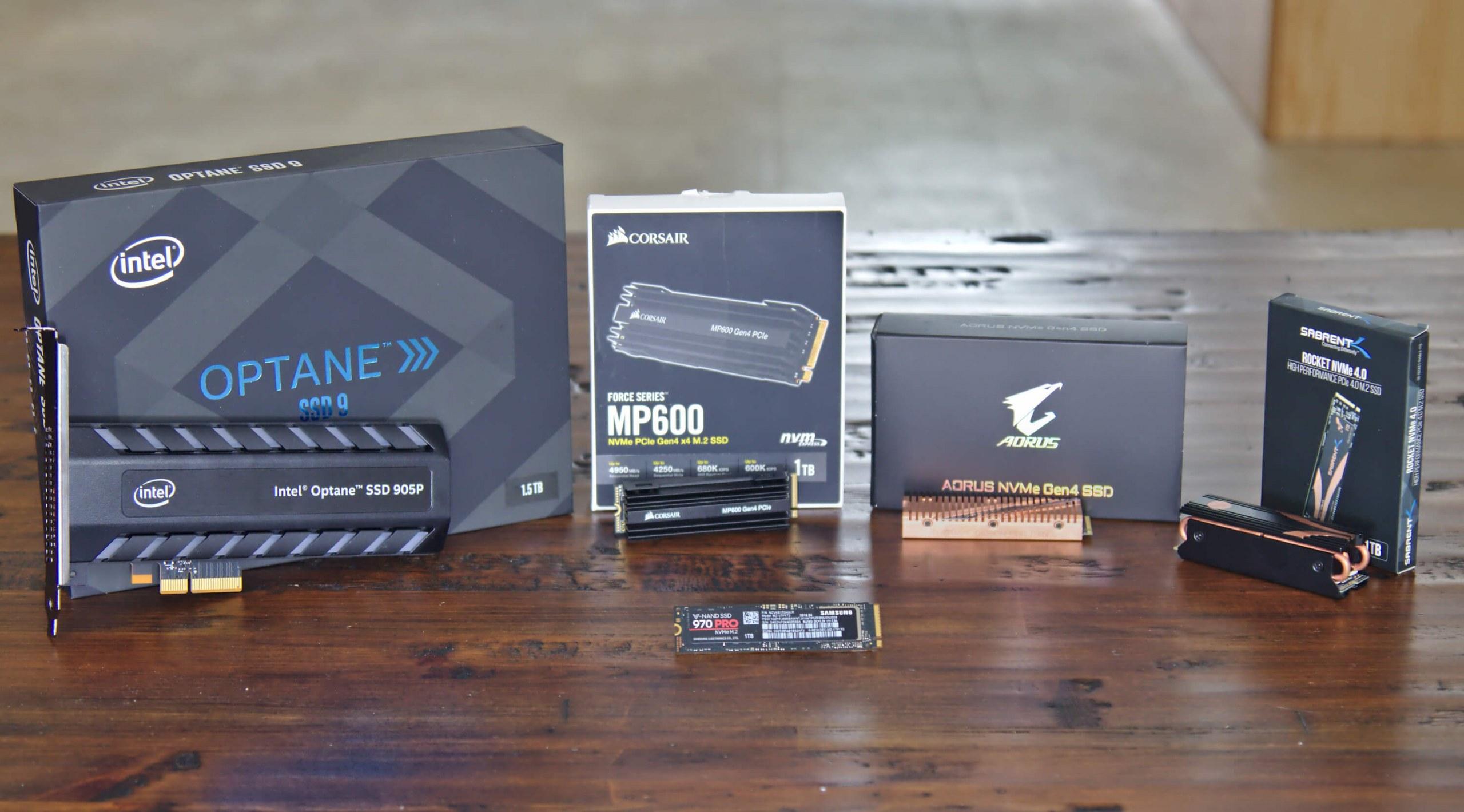 هارد SSD قسمت سوم – مقایسه هاردهای اس اس دی PCIe 4.0 و PCIe 3.0