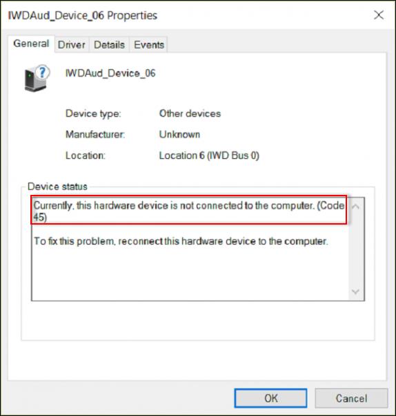 10 پیغام خطای هارد دیسک (HDD و SSD) که میتواند اطلاعات شما را از بین ببرد!