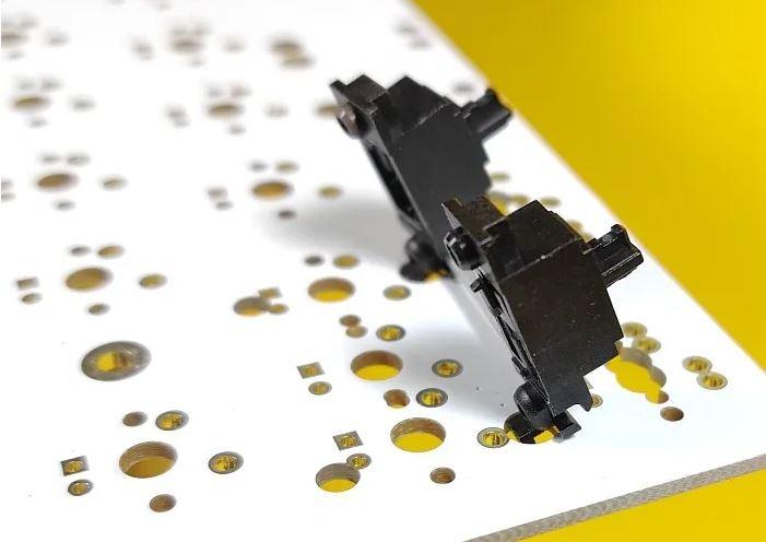 نحوه ساخت صفحه کلید مکانیکی سفارشی – قسمت دوم