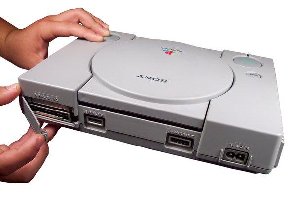 نحوه تعویض درایو نوری پلی استیشن (PlayStation)
