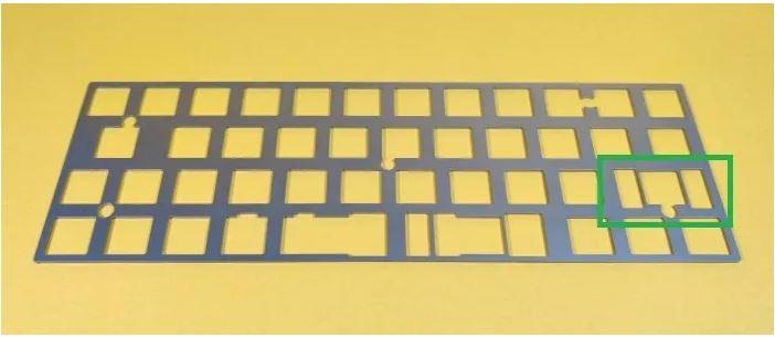 فیکس کردن پلات روی PCB
