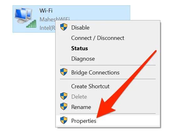 در سیستم خود IPv6 را غیر فعال کنید