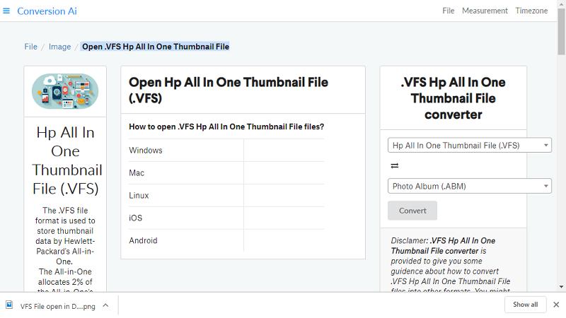 فایل VFS چیست؟ نحوه باز کردن فایلهای VFSدر ویندوز 10