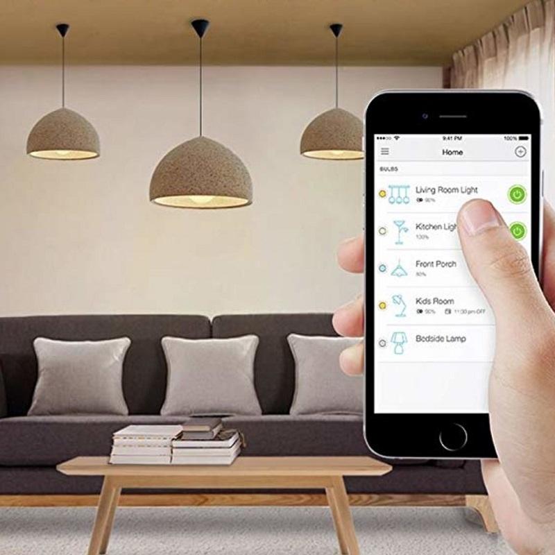 لامپ هوشمند چیست و چگونه کار میکند؟