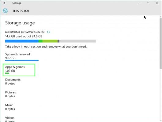 3 روش افزایش فضای خالی درایو C در ویندوز 10