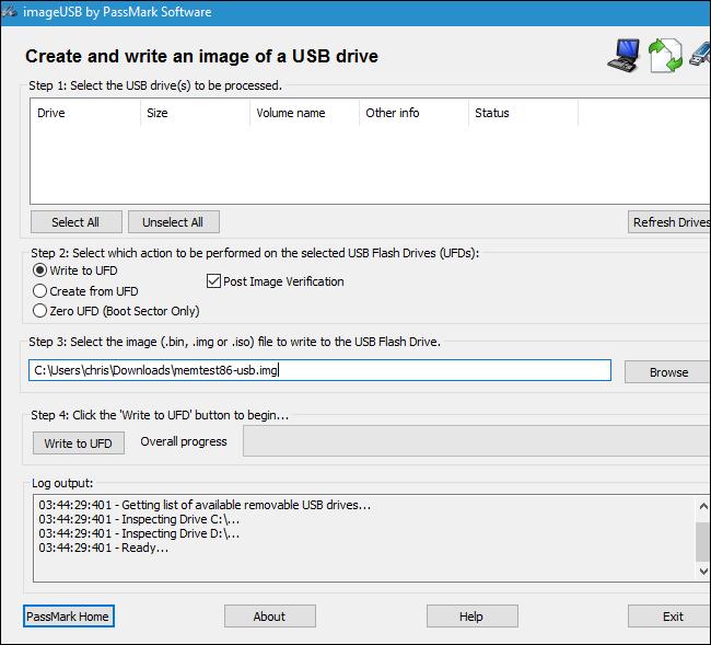 تست سلامت حافظه رم با اجرای ابزار Windows Memory Diagnostic