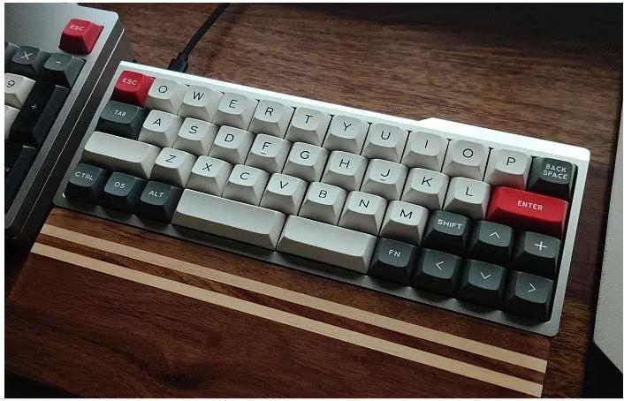 Keycap کلیدها بسیار پیچیده هستند