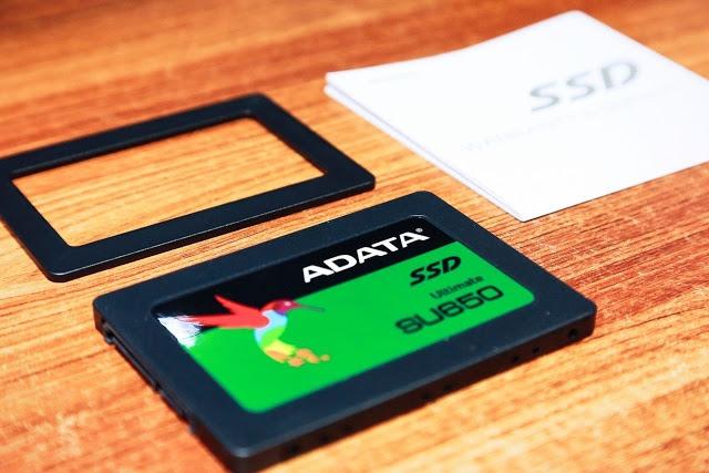 نقد و بررسی هارد SSD ای دیتا مدل Ultimate SU650